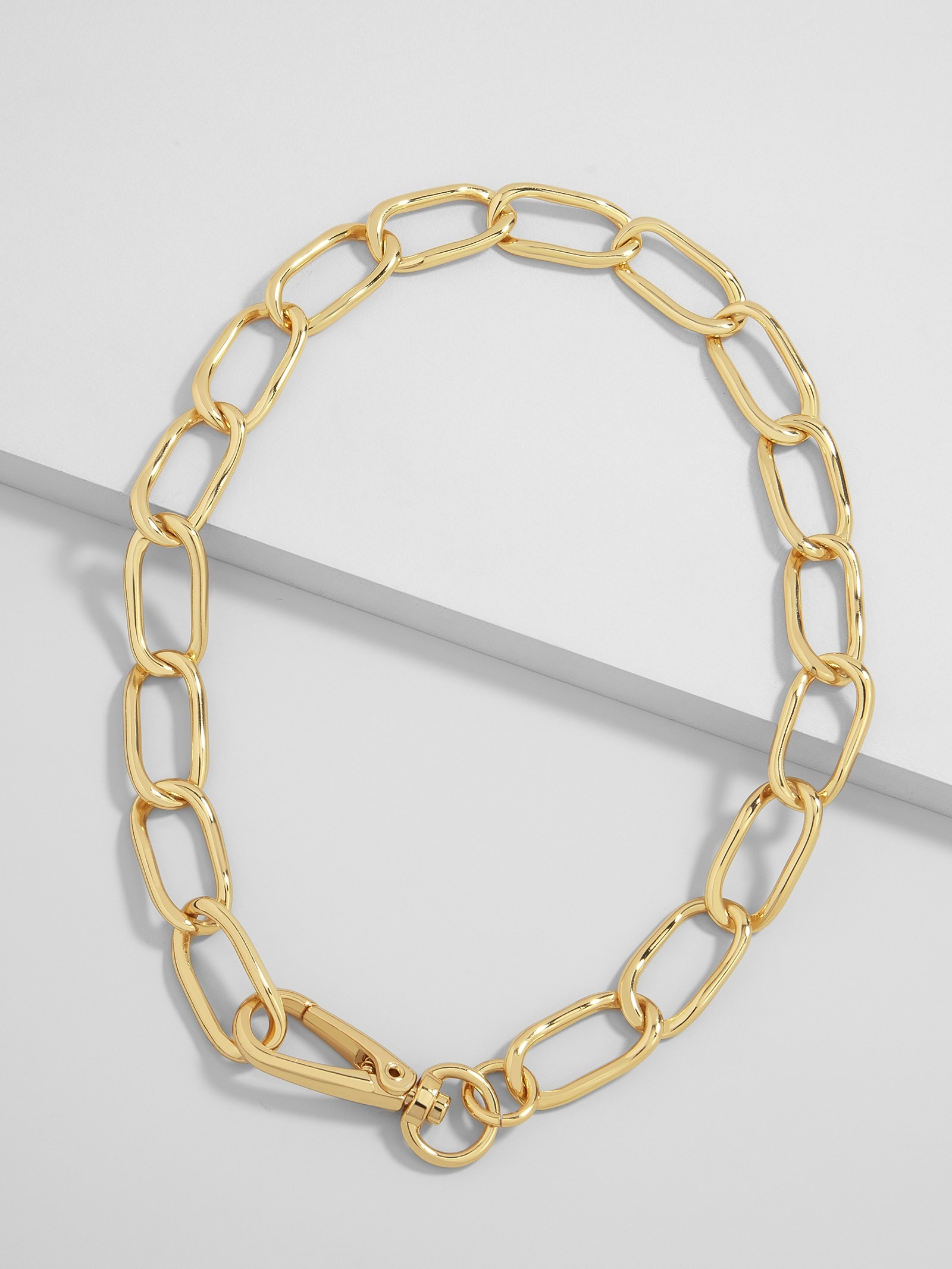 Marilia Linked Statement Necklace by Baublebar