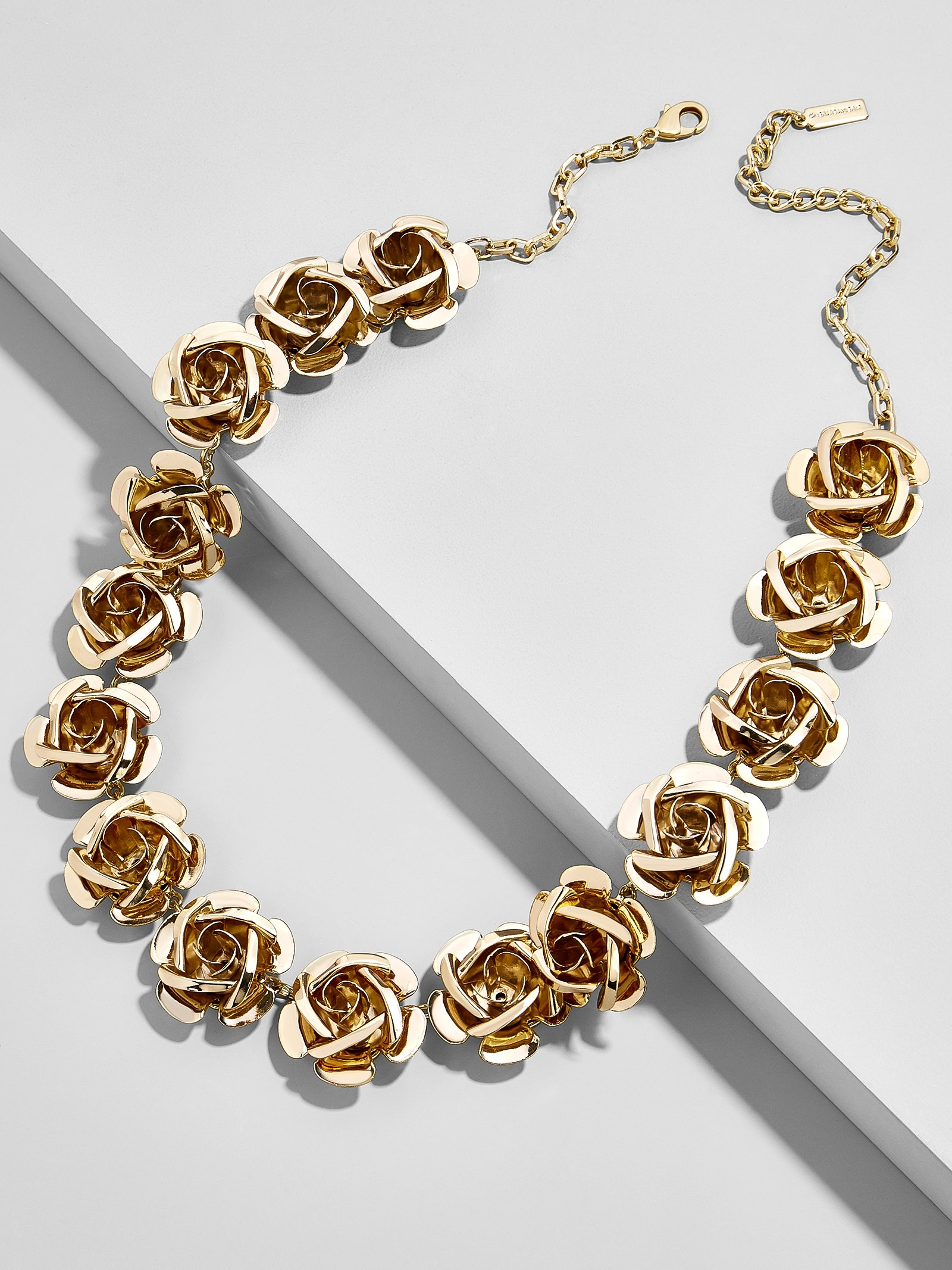 buttercup-flower-statement-necklace by baublebar