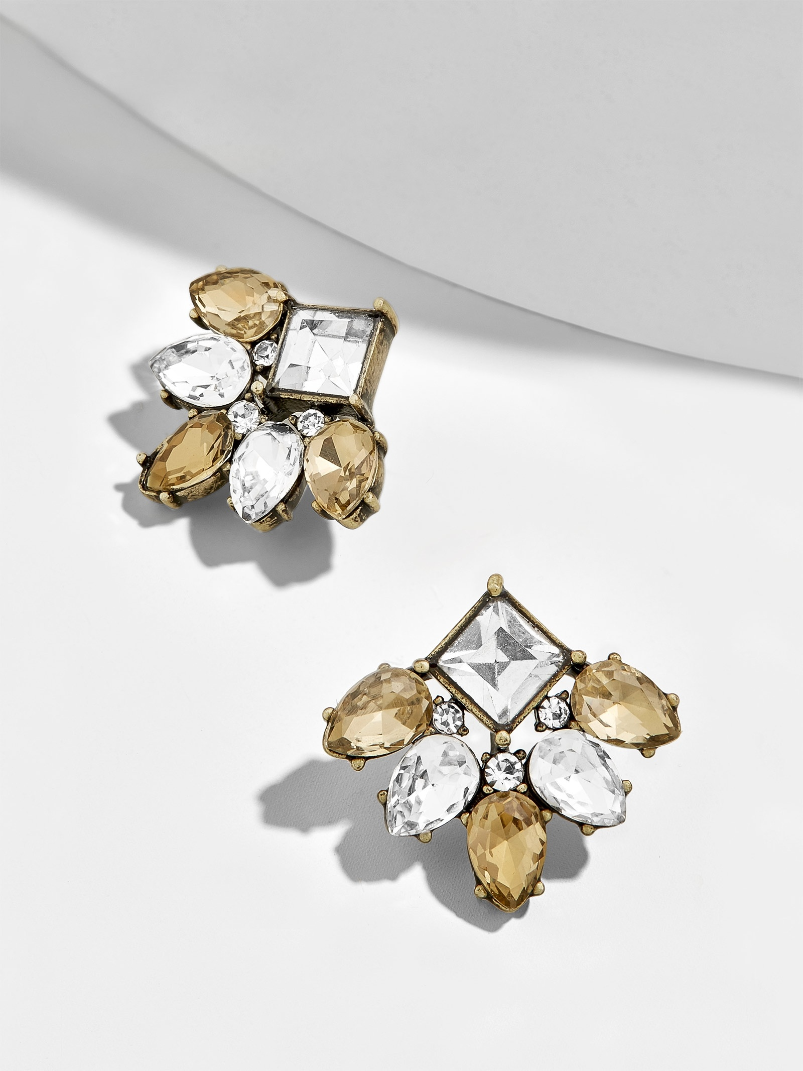 Sebrena Stud Earrings by Baublebar