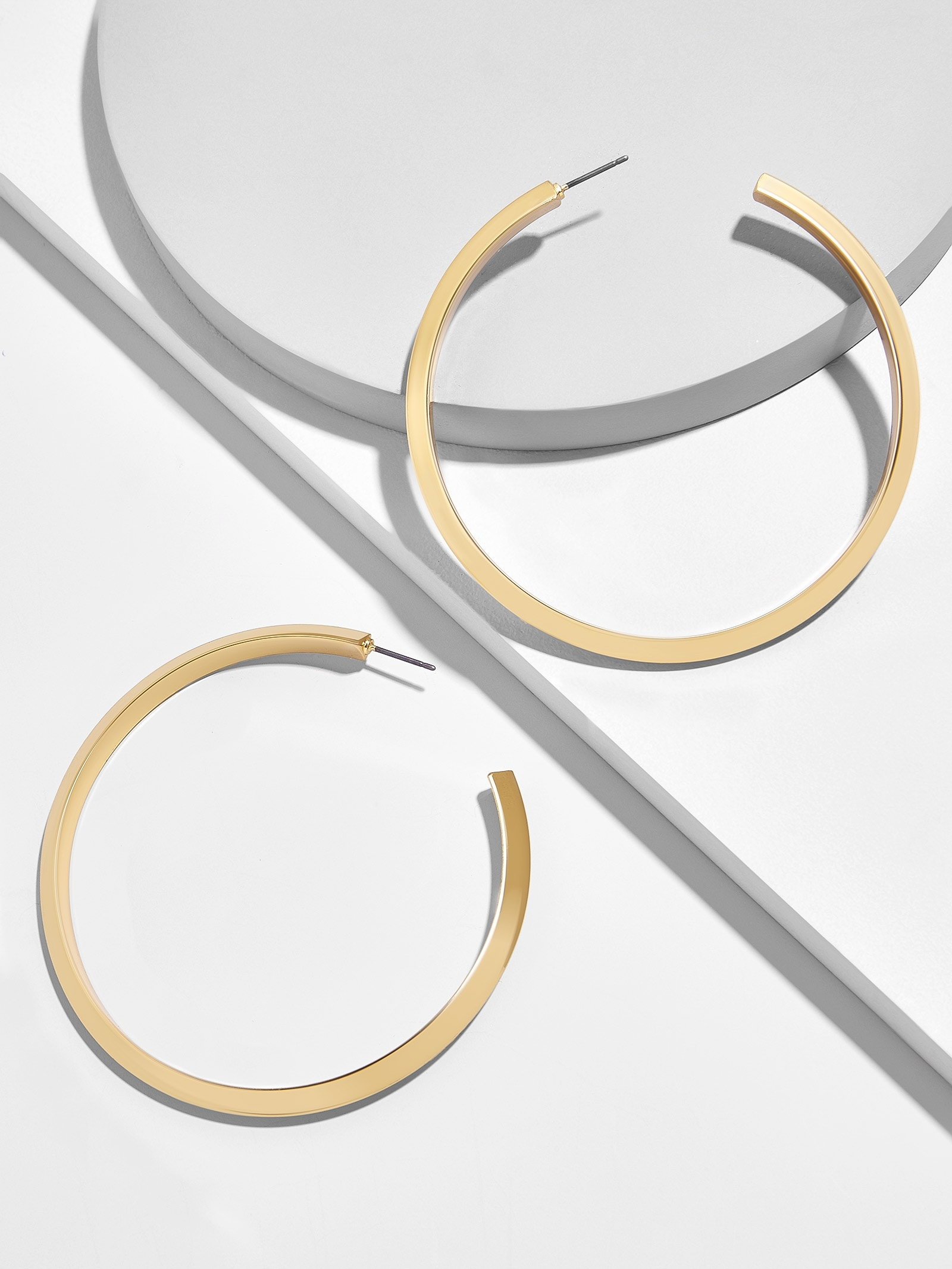 Vernice Hoop Earrings by Baublebar
