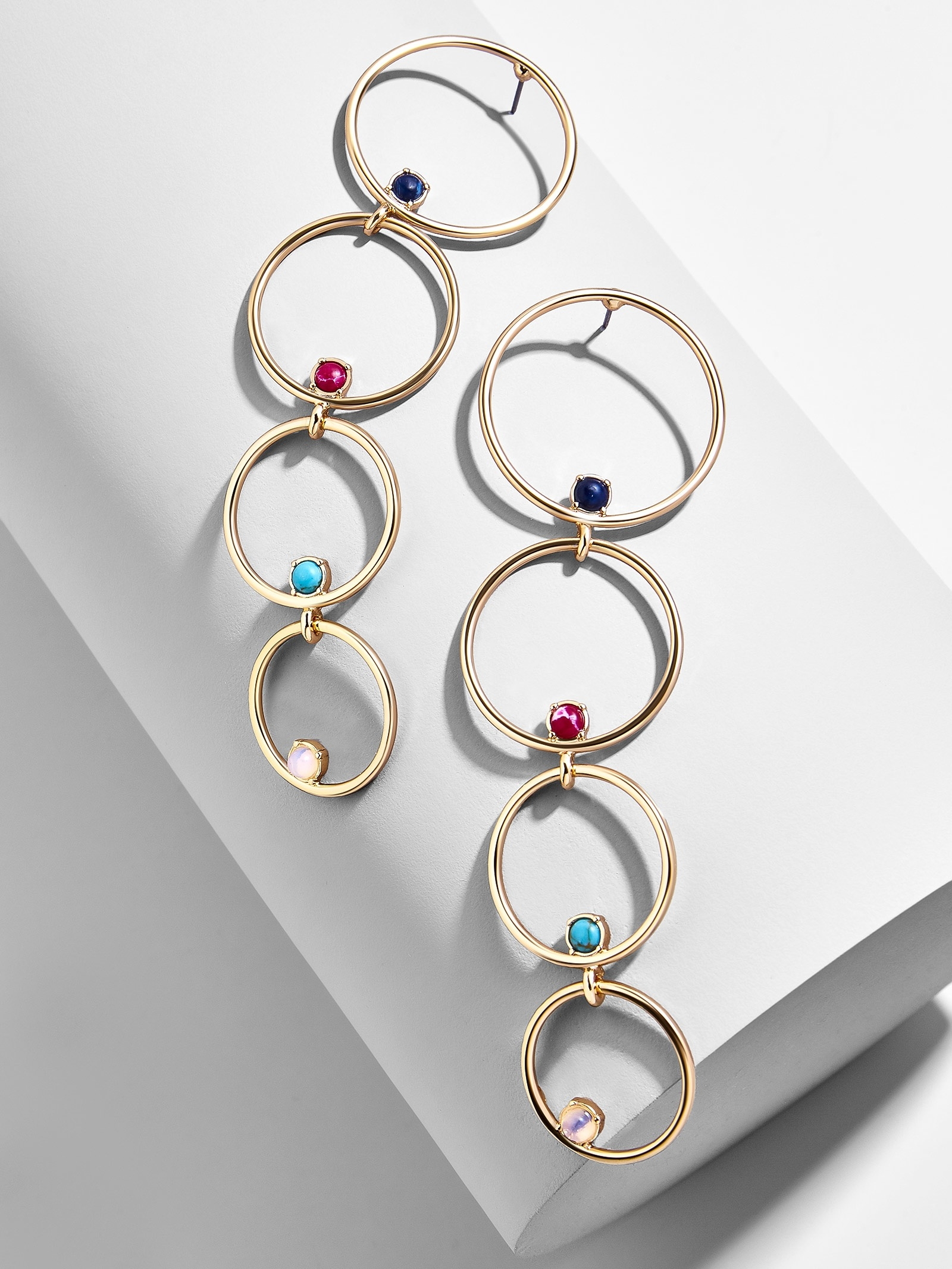 Lucienne Hoop Earrings by Baublebar