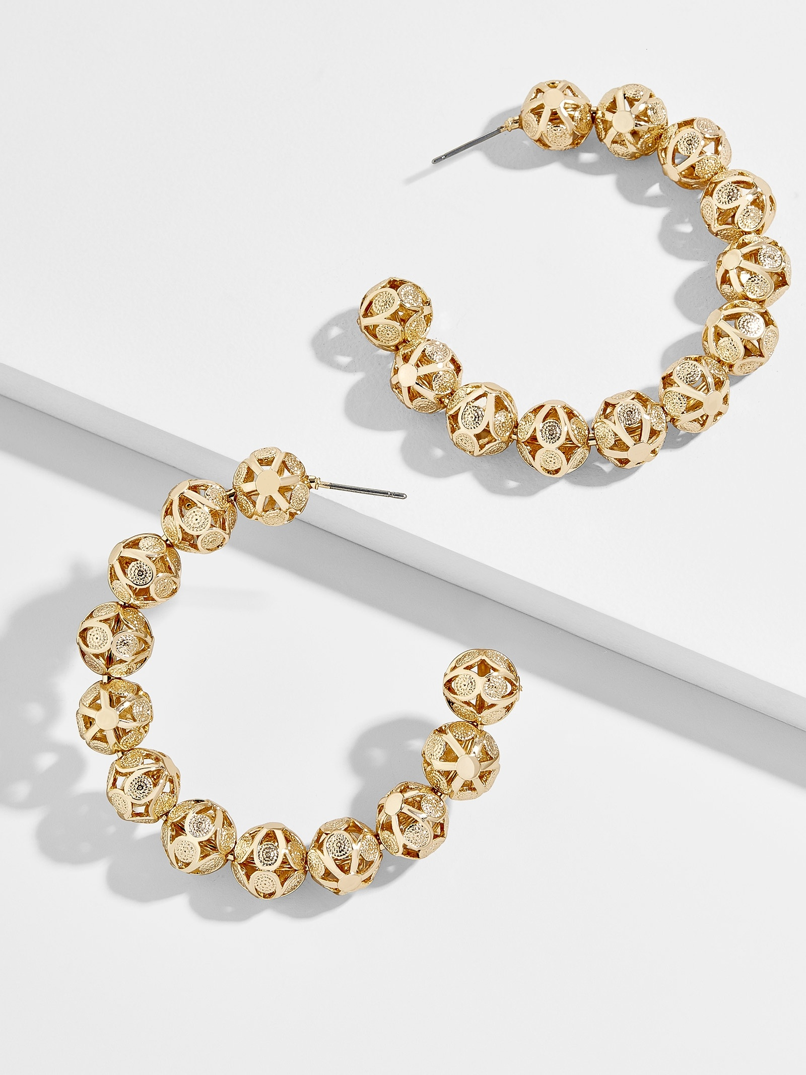 Amora Hoop Earrings by Baublebar