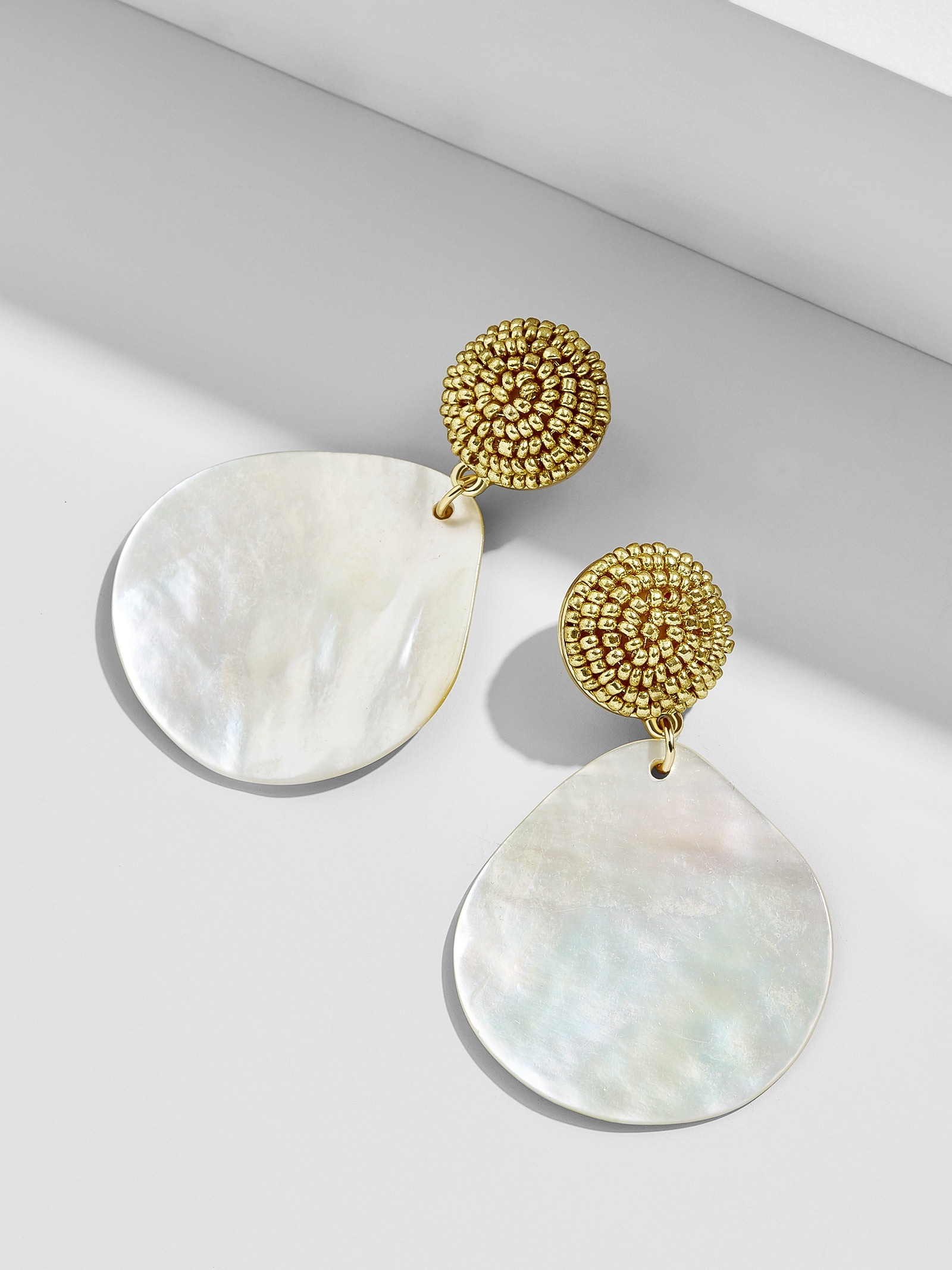 Milos Drop Earrings by Baublebar