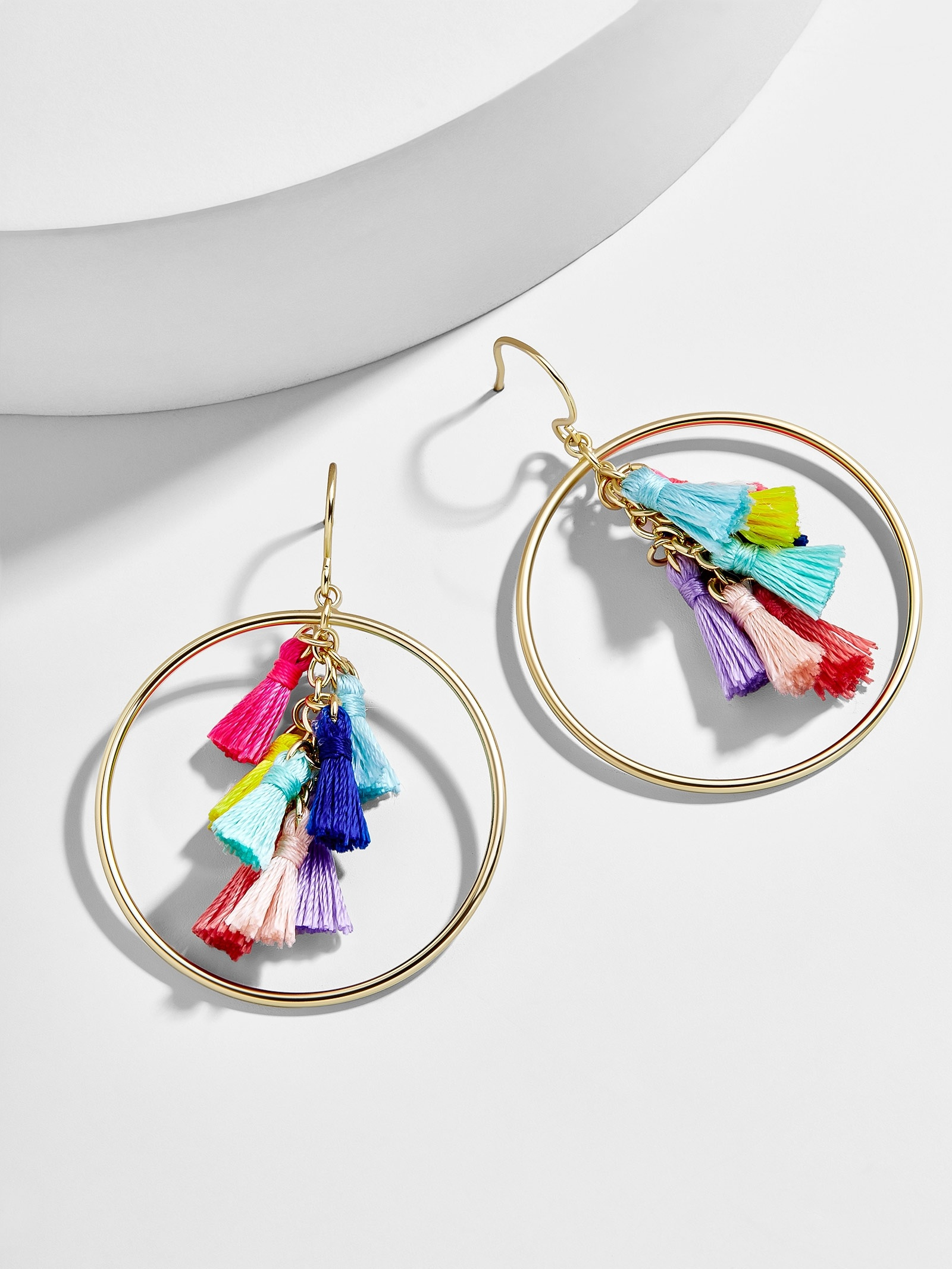 Primina Hoop Earrings by Baublebar