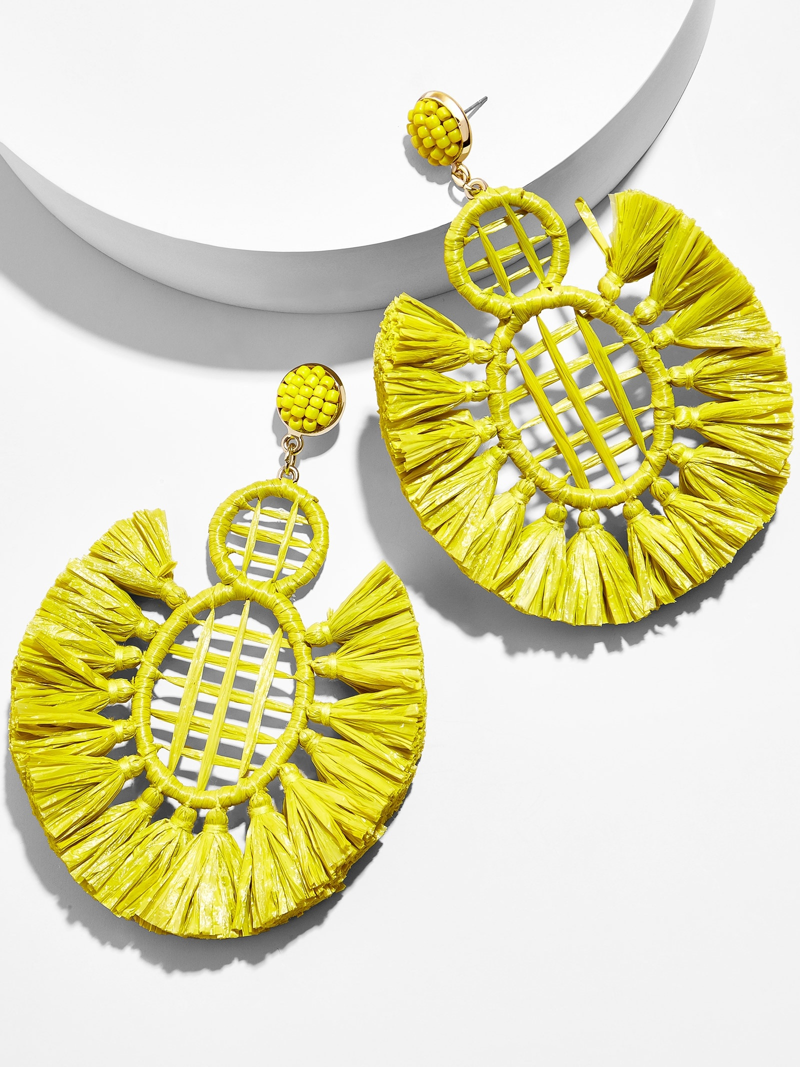 Pompeii Drop Earrings by Baublebar