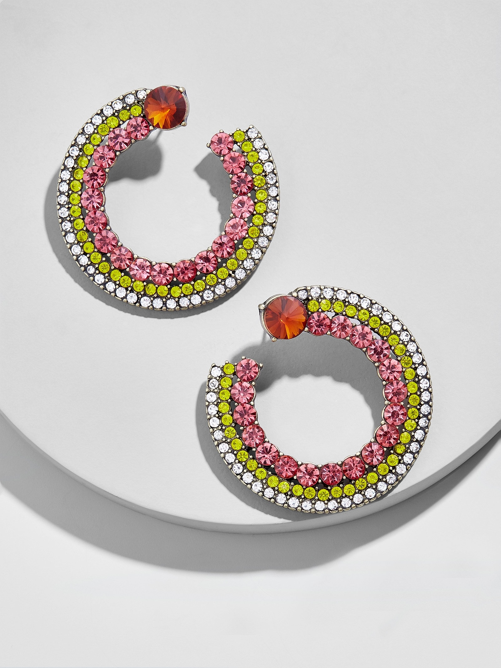 Vinna Hoop Earrings by Baublebar