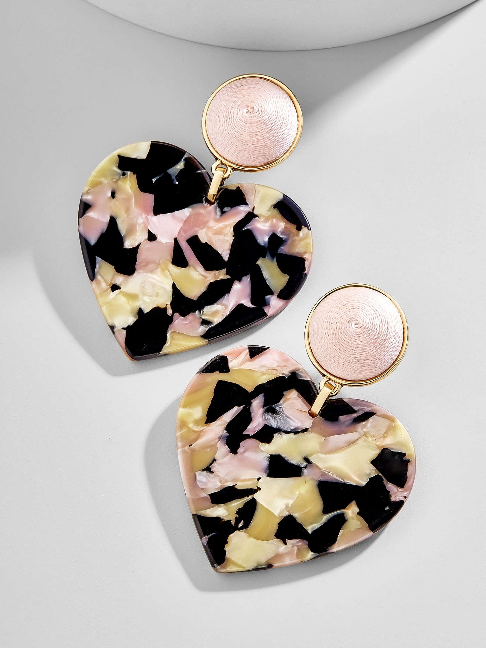 Gigi Resin Drop Earrings by Baublebar