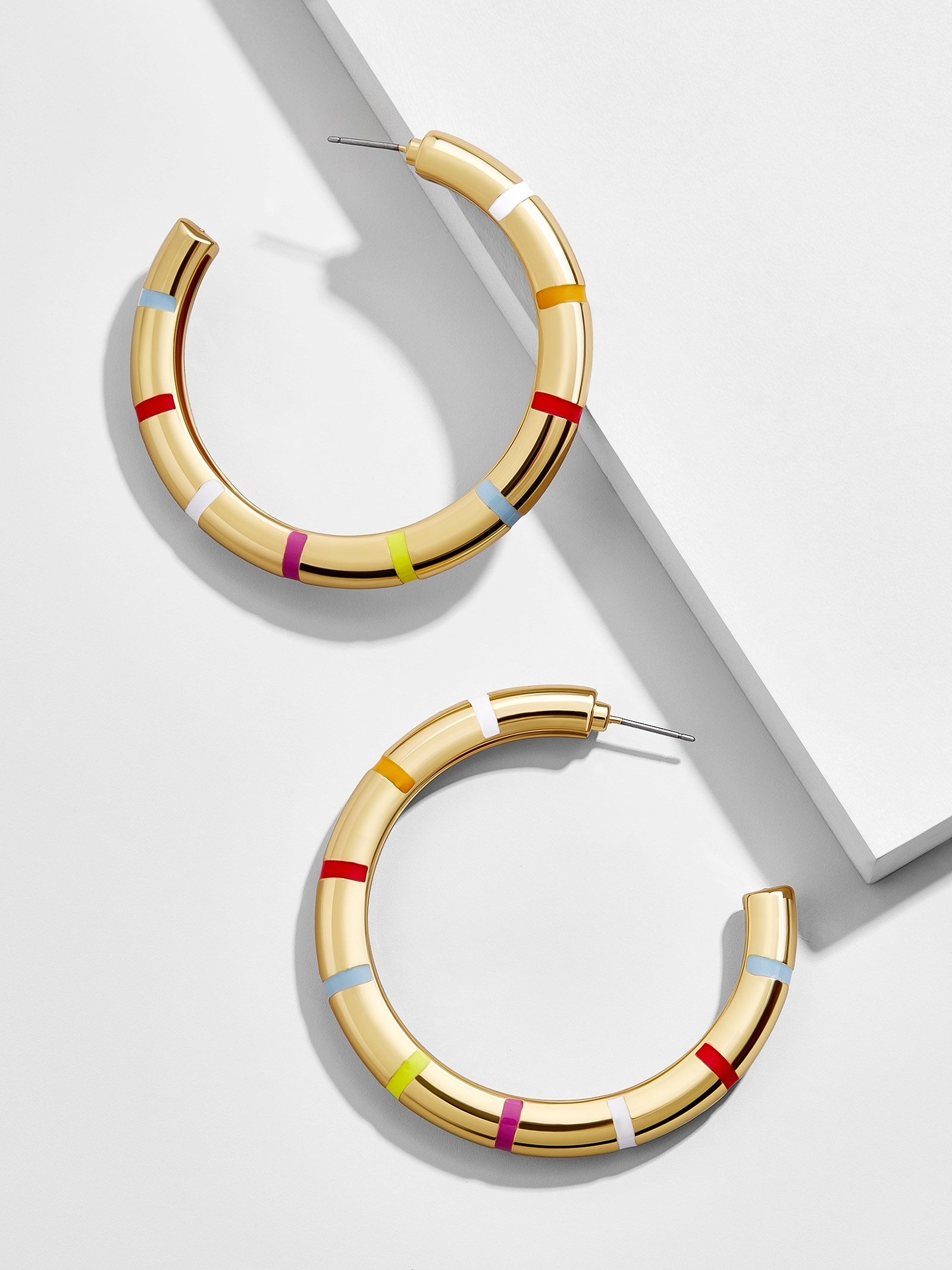 Olisa Hoop Earrings by Baublebar