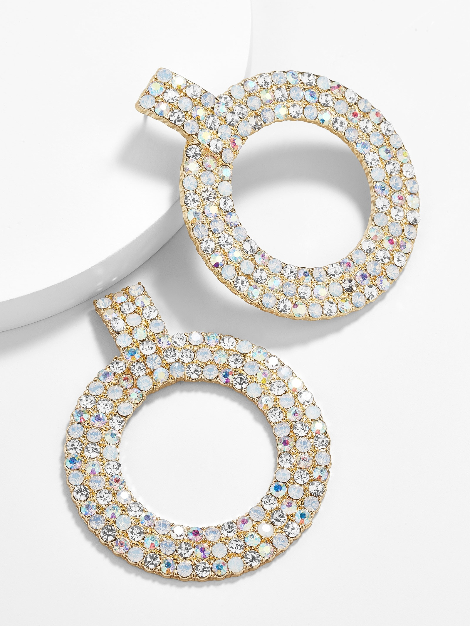Adonia Hoop Earrings by Baublebar