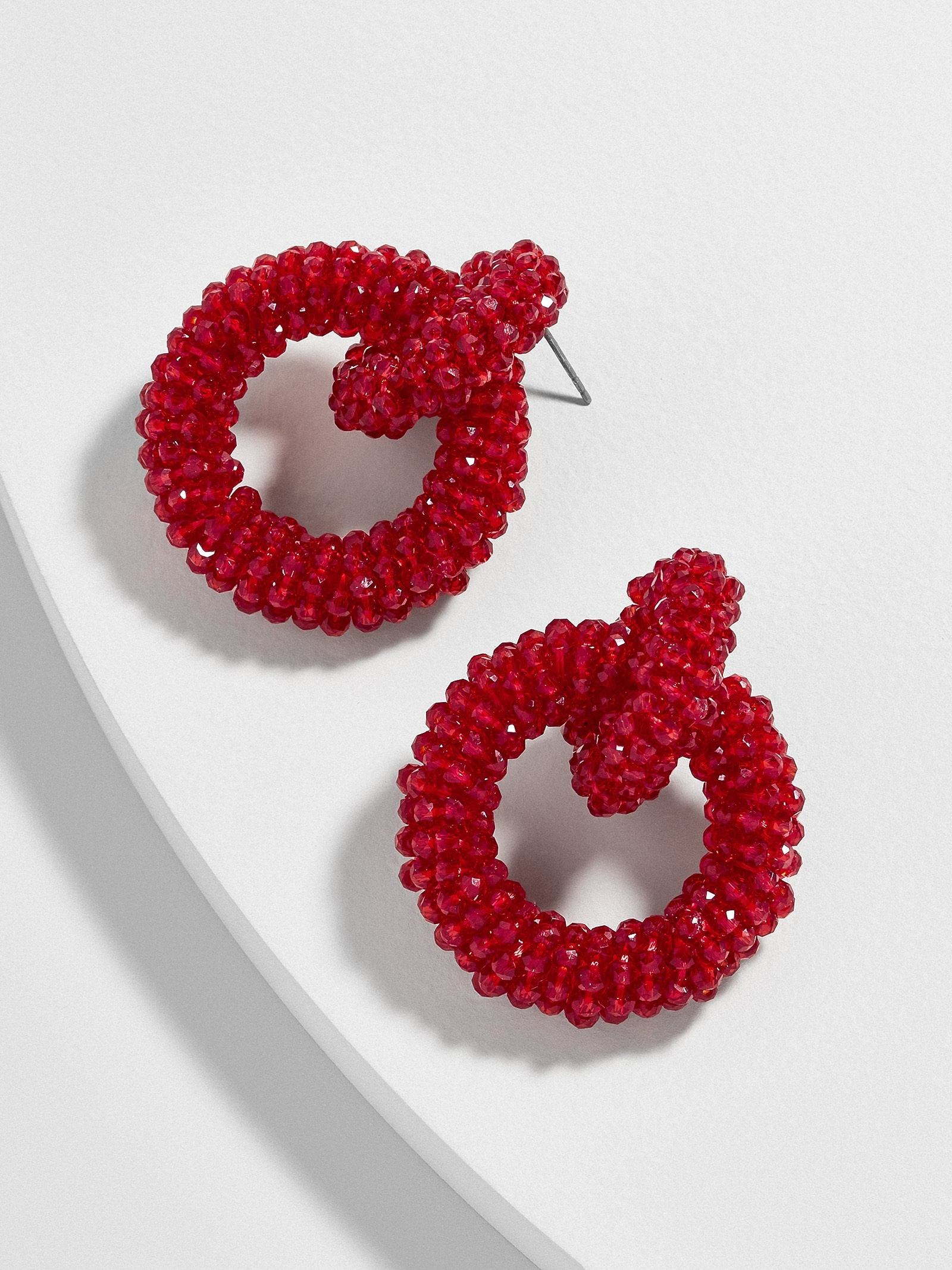 Mini Emlyn Hoop Earrings by Baublebar