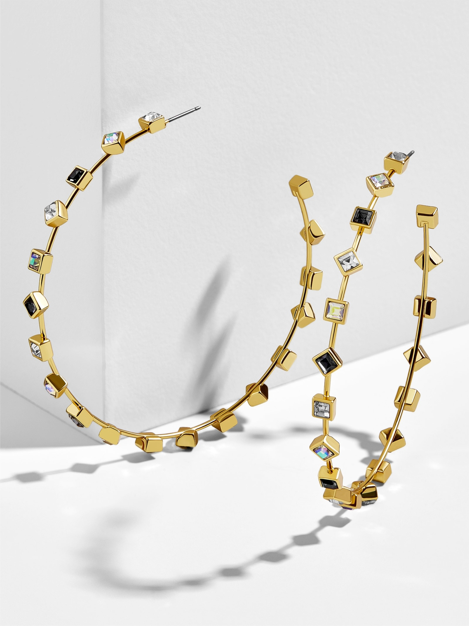 Elise Hoop Earrings by Baublebar