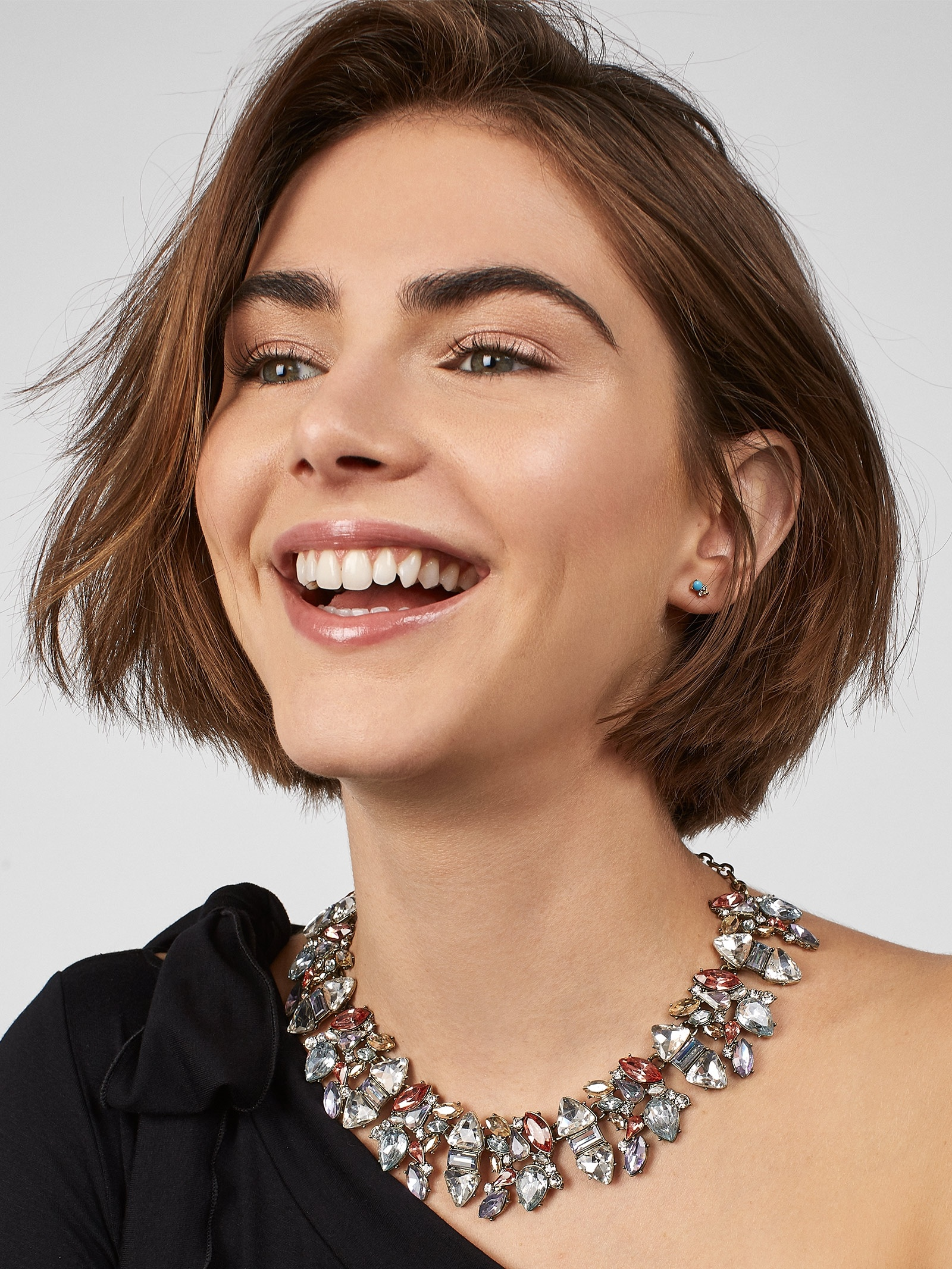 Anastella Statement Necklace by Baublebar