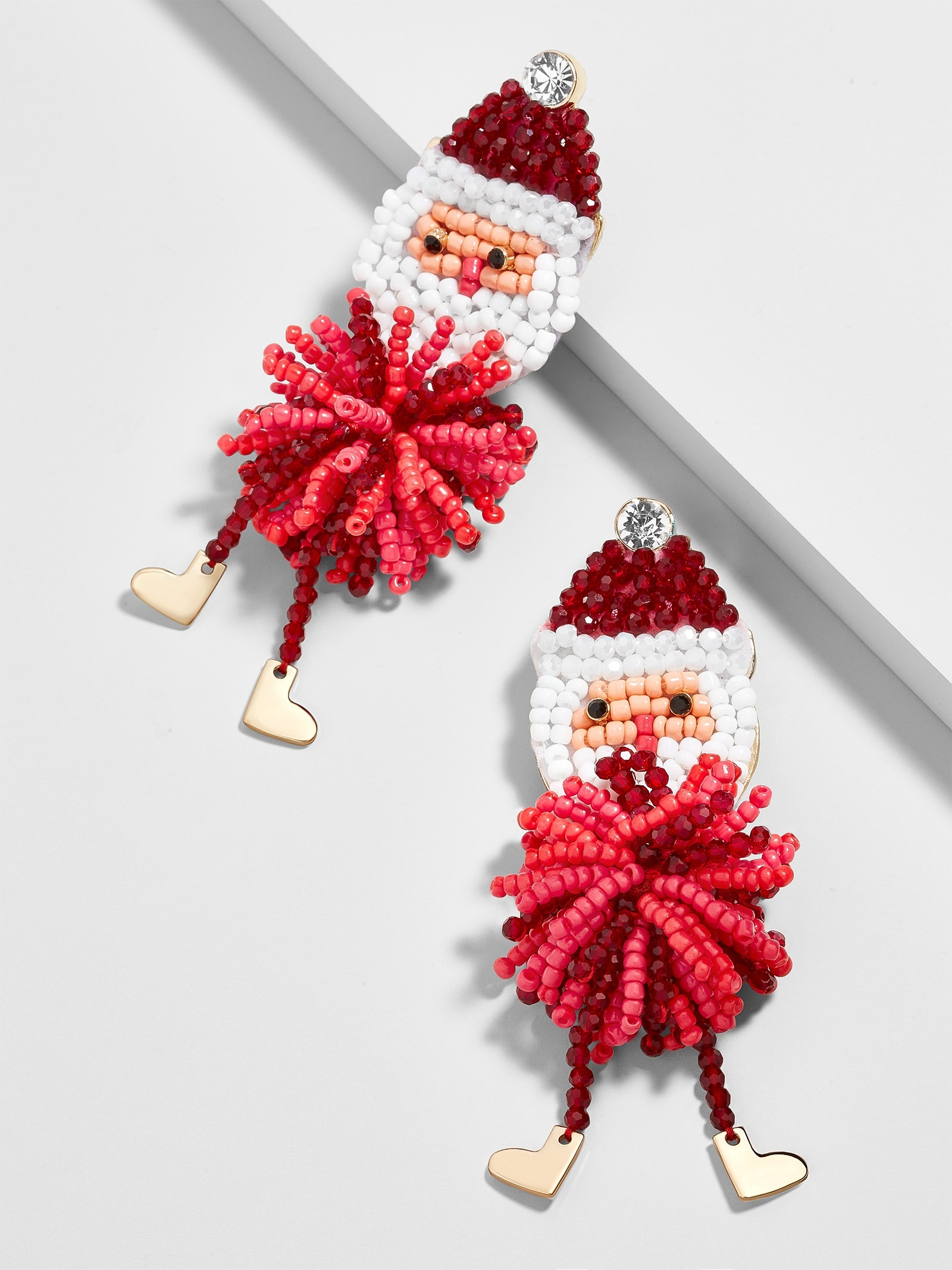 Claus Drop Earrings by Baublebar