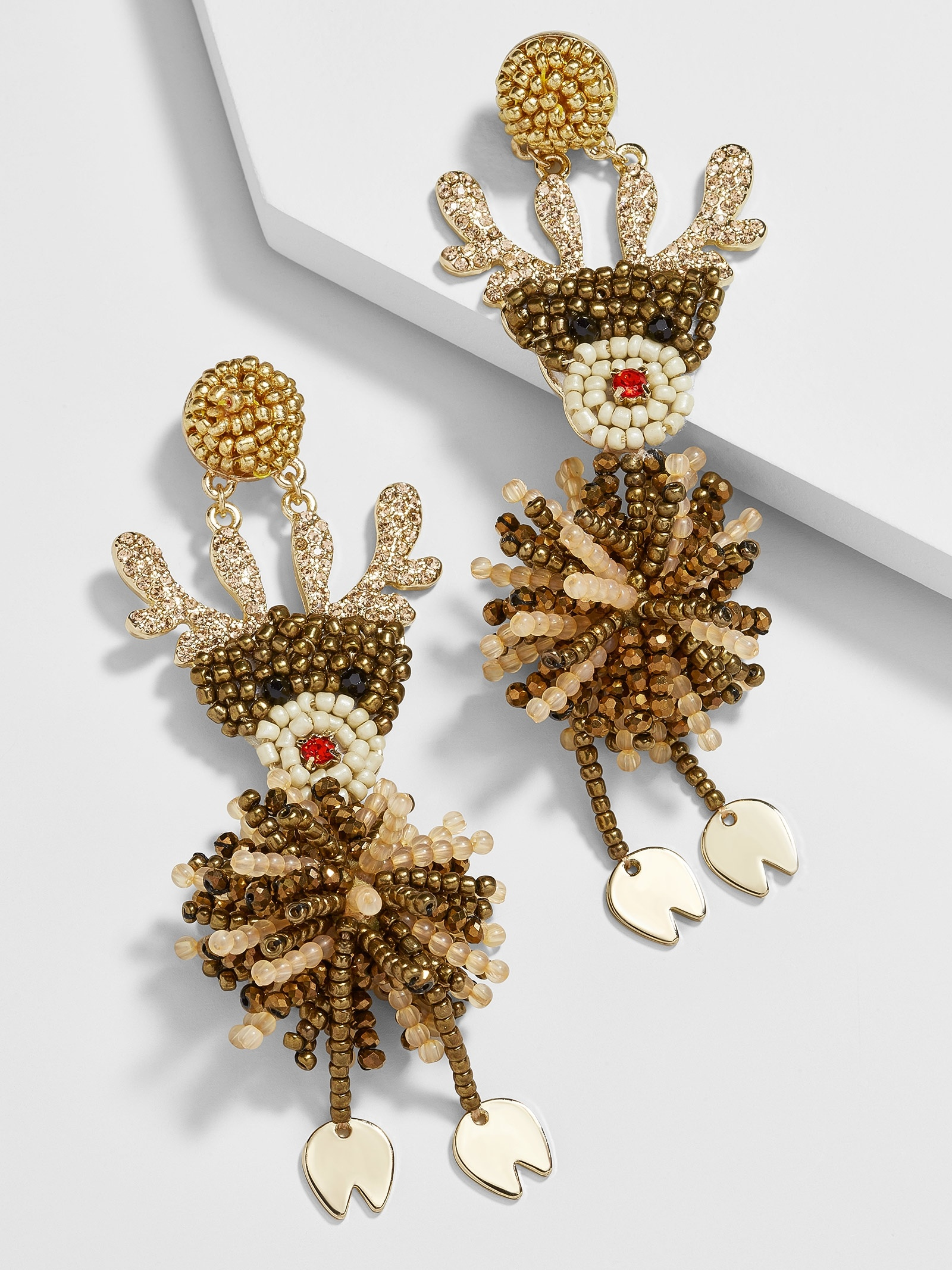 Rudolph Drop Earrings by Baublebar