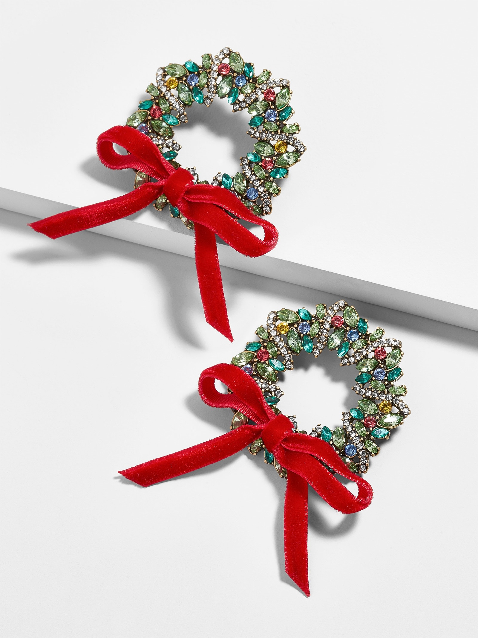 Wreath Drop Earrings by Baublebar