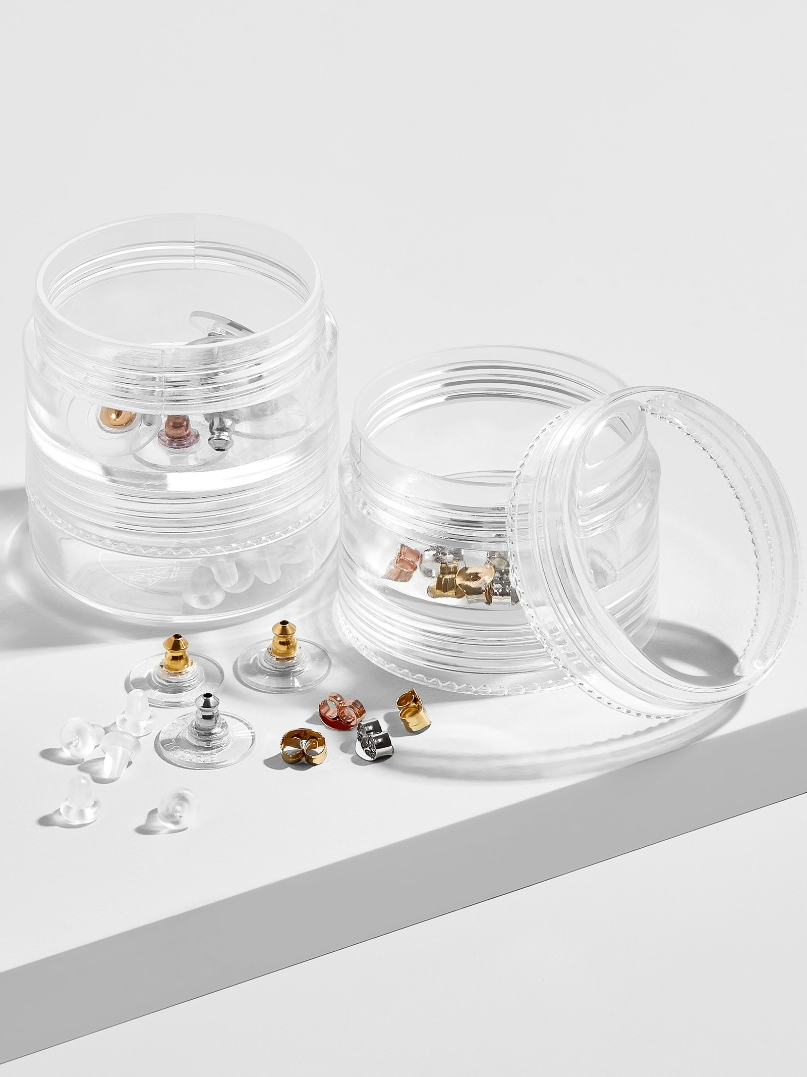 Stackable Earring Back Container Set by Baublebar