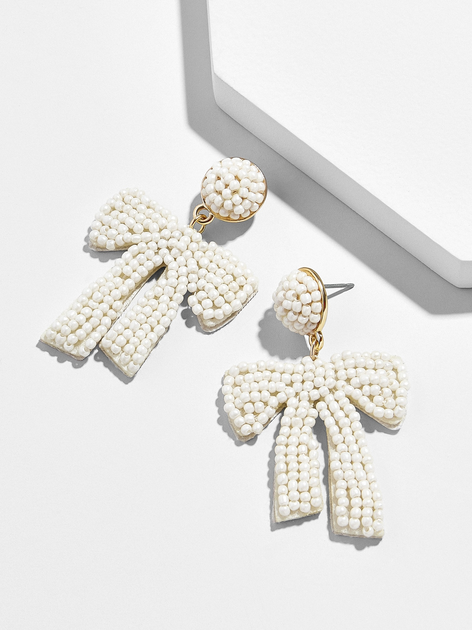 Sachi Bow Drop Earrings by Baublebar