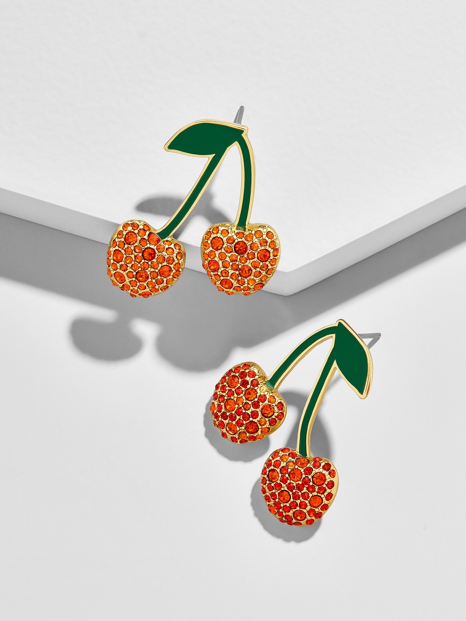 Cherry Drop Earrings by Baublebar