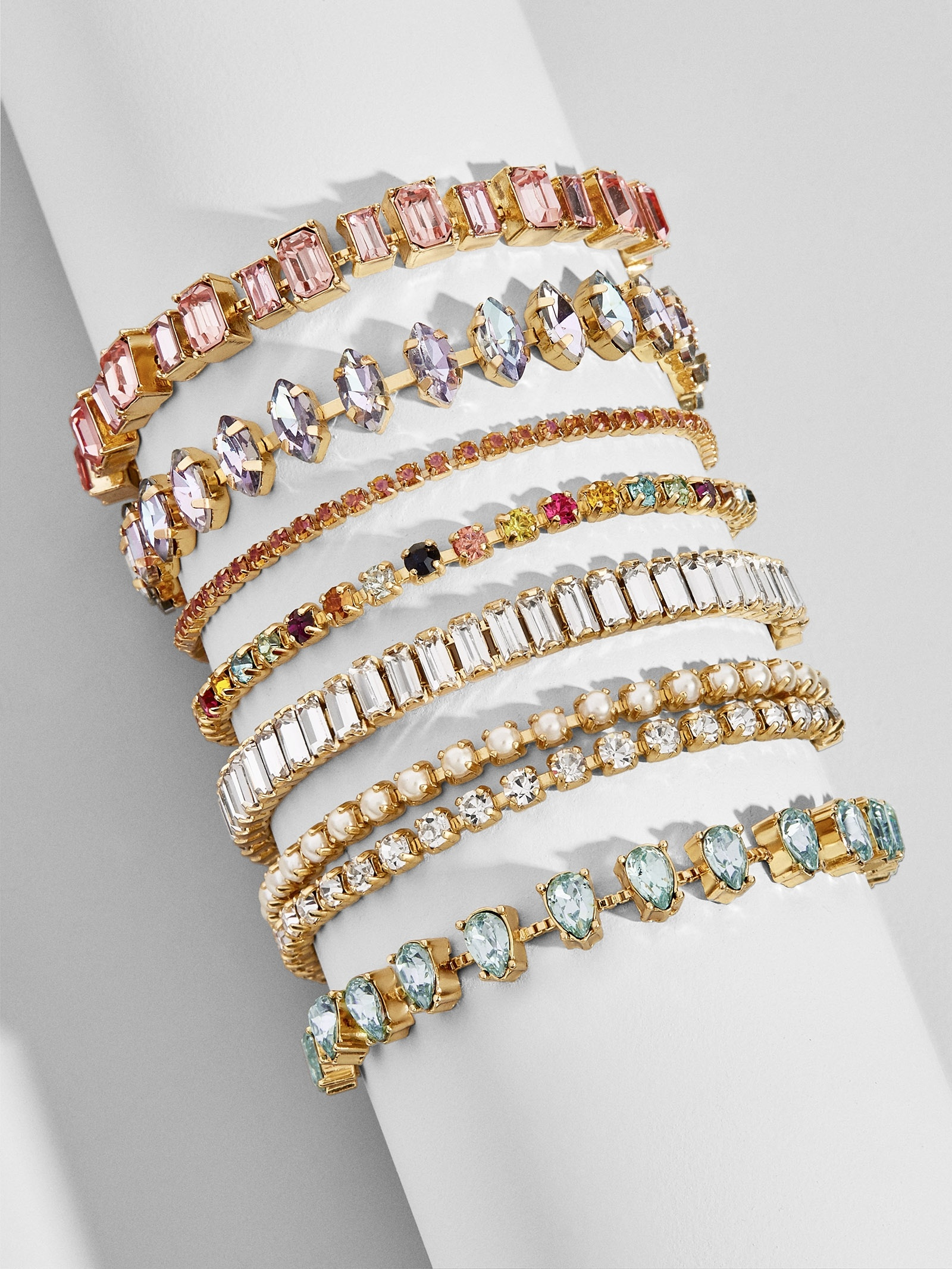 Lina Bracelet Set by Baublebar