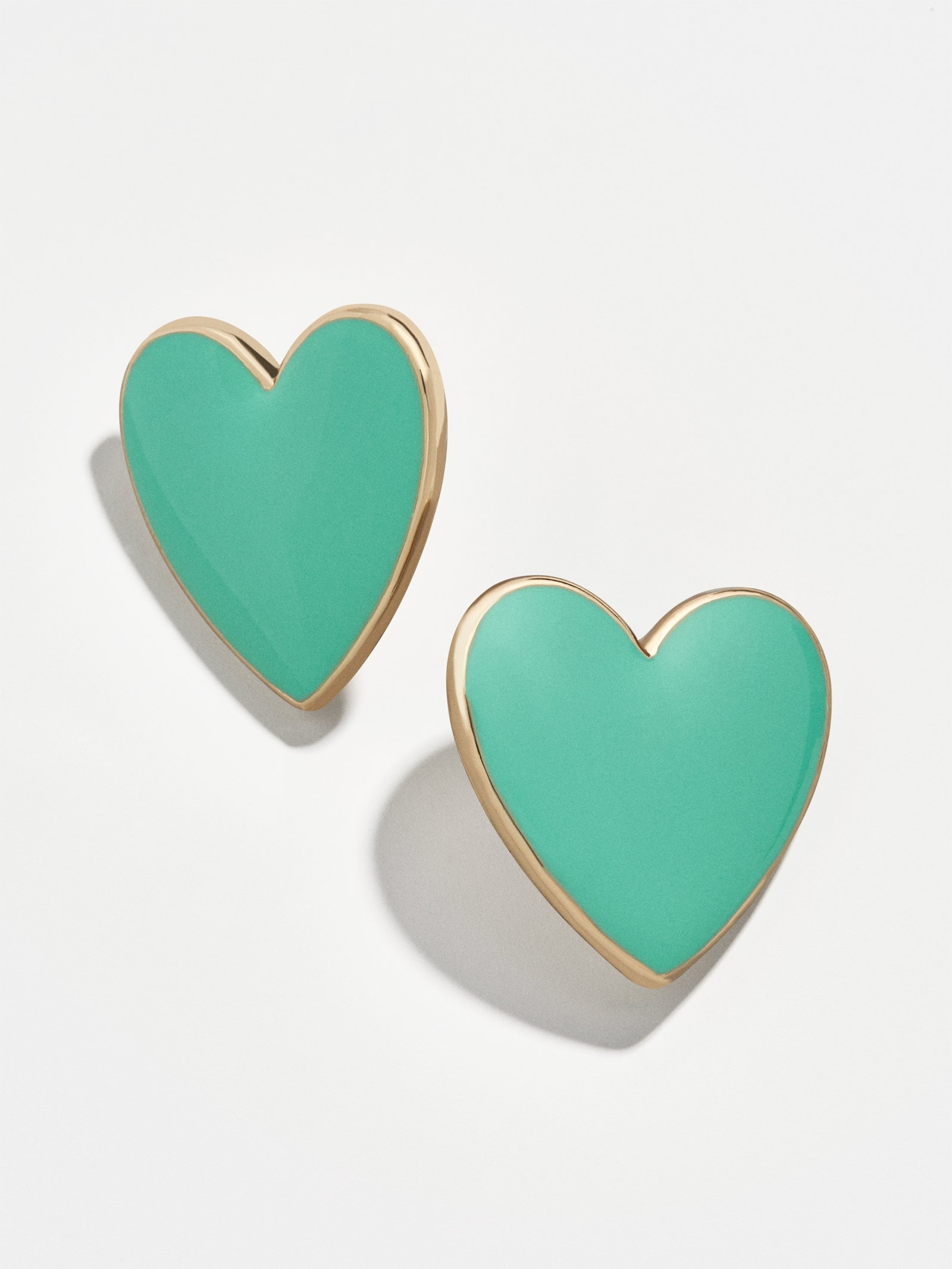Mini Nellia Heart Stud Earrings by Baublebar
