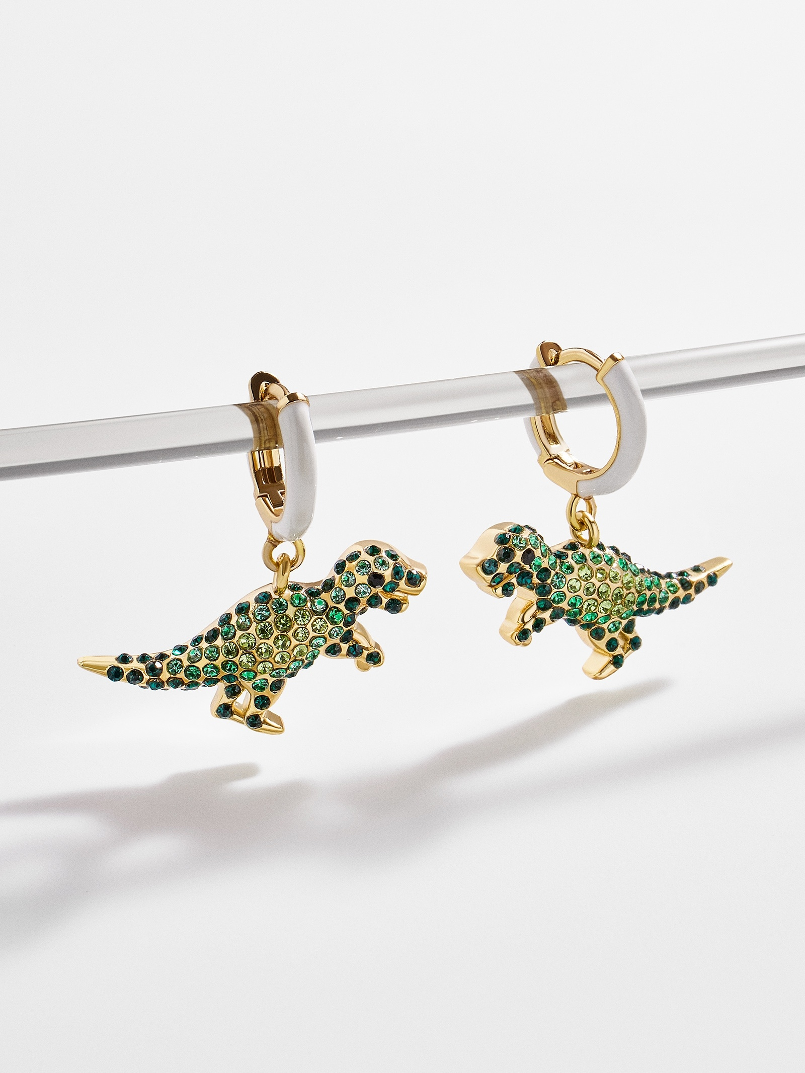 Dino Huggie Hoop Earrings by Baublebar