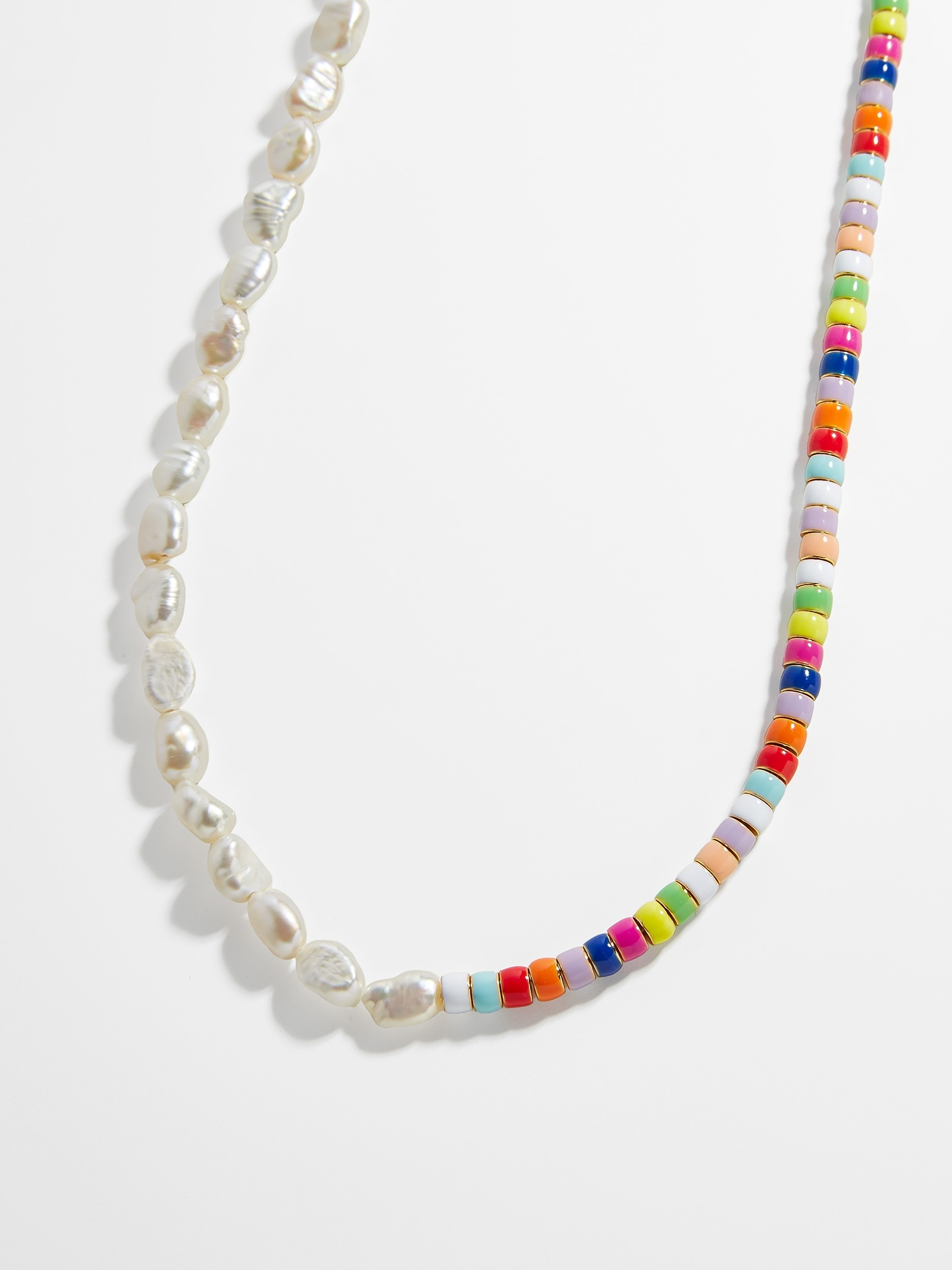 Ellie Pearl Necklace by Baublebar