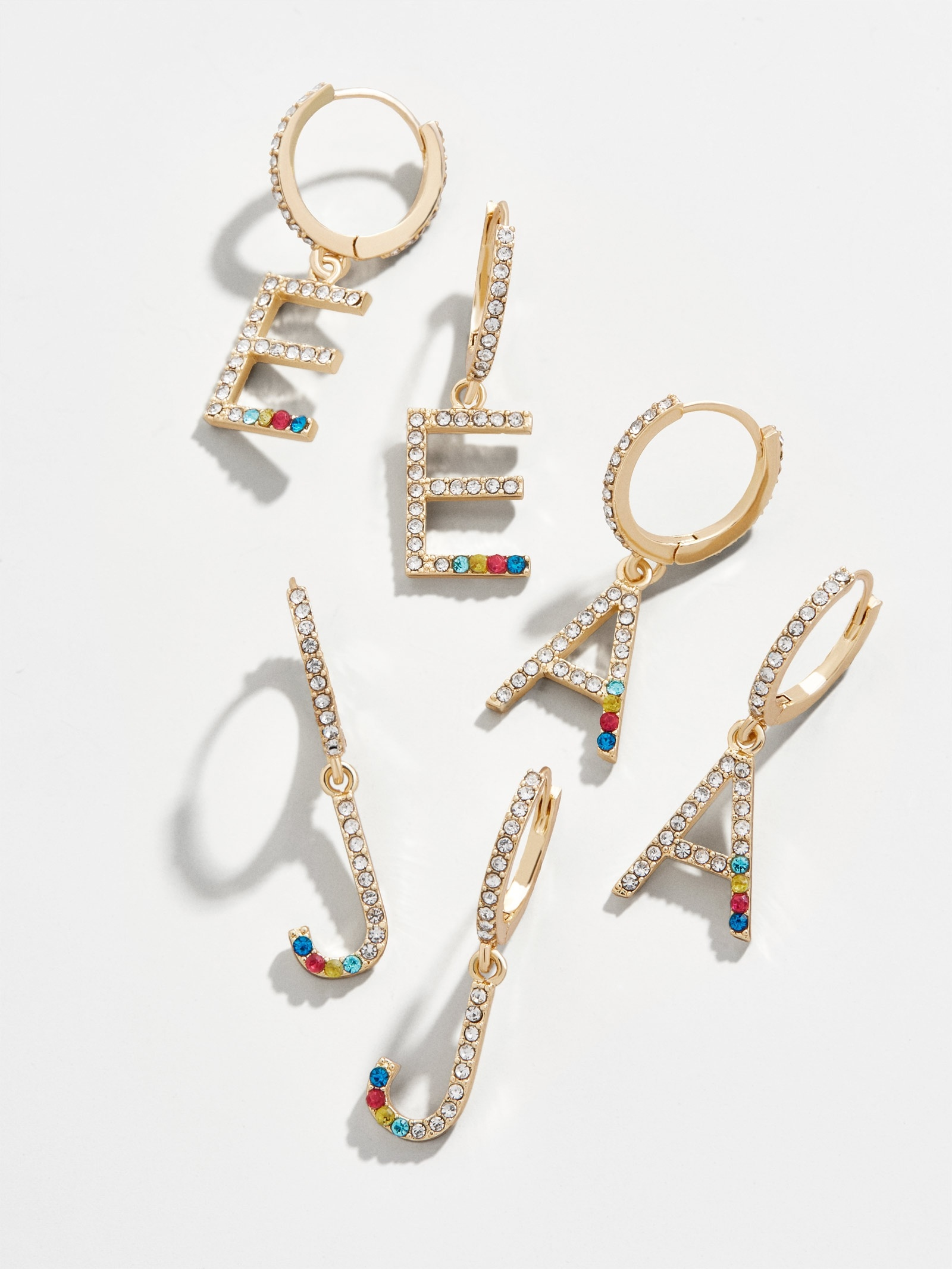 Alpha Drop Earrings by Baublebar