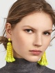 Thumbnail #1 for Margarita Drop Earrings-Yellow