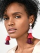 Thumbnail #3 for The Ultimate Tassel Earring Set