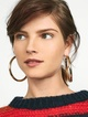 Thumbnail #1 for Penelope Hoop Earrings