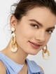 Thumbnail #1 for Santos Hoop Earrings