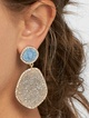 Thumbnail #1 for Vina Druzy Drop Earrings