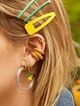 Thumbnail #2 for Pineapple Drop Earrings