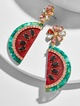 Thumbnail #0 for Watermelon Drop Earrings