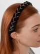 Thumbnail #1 for Serafina Braided Headband