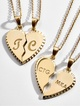 Thumbnail #0 for BFF Engravable Pendant Necklace Set of 2