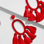 Corsica Tassel Earrings