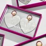 Andree Heart Drop Earrings